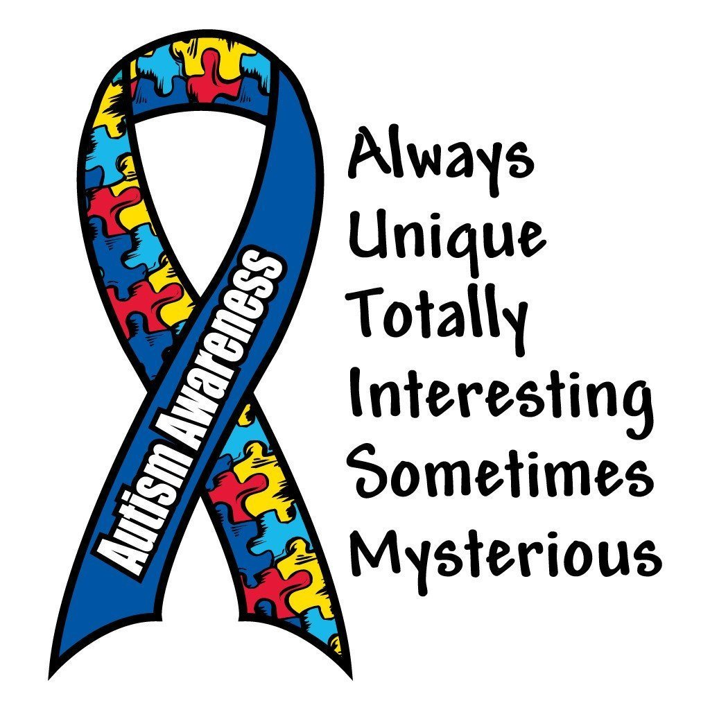 Therese Oneill On Twitter Love The Symbol For Autismawareness Is