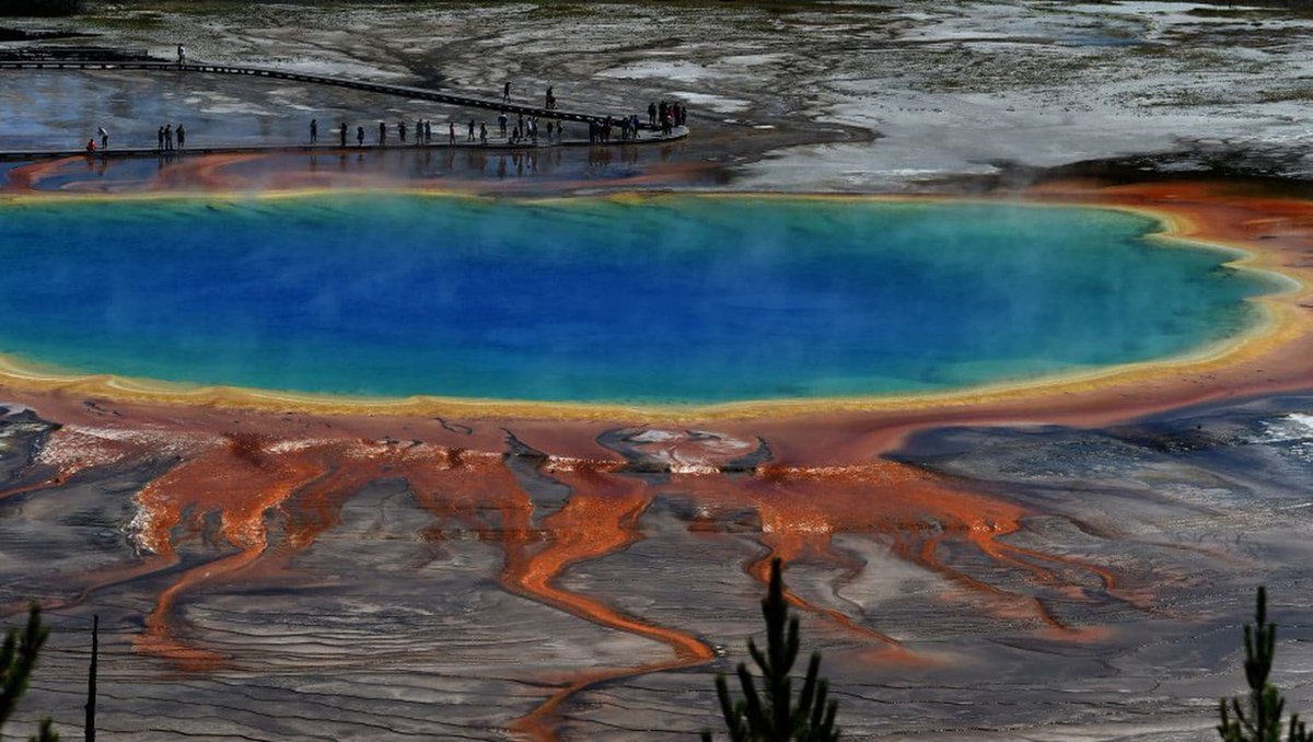 The Yellowstone supervolcano is a disaster waiting to happen https://t.co/HJZJbmWiFp