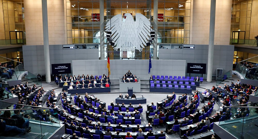 Alman meclisi hukuk heyeti: ABD'nin Suri...