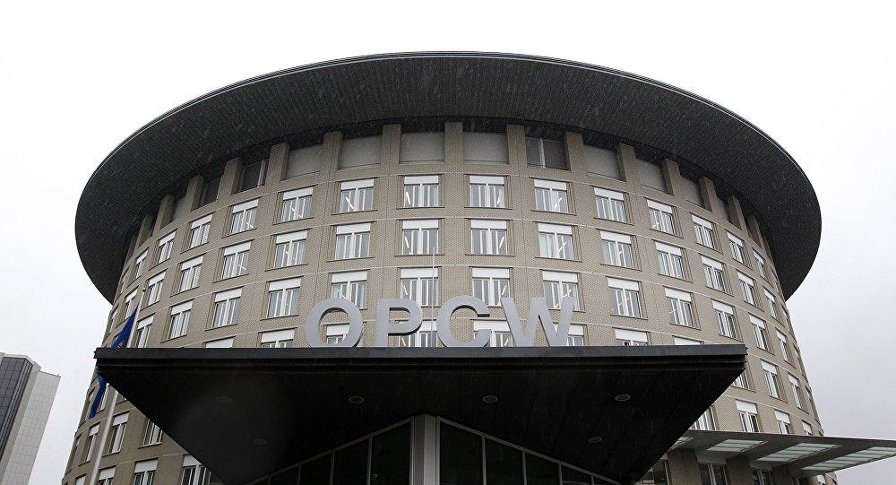 OPCW heyeti Duma'da: Numune toplanıyor h...
