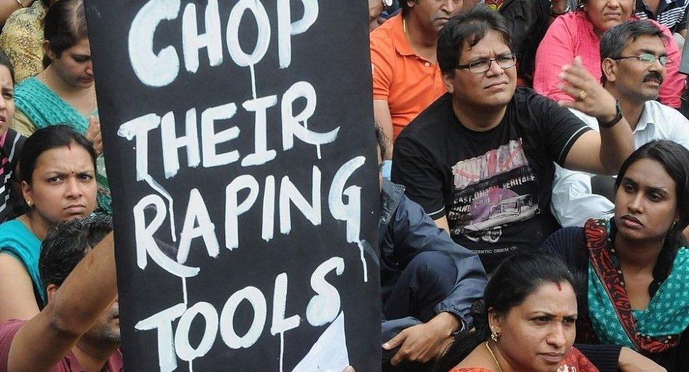Hindistan, çocuk tecavüzüne idam cezası...