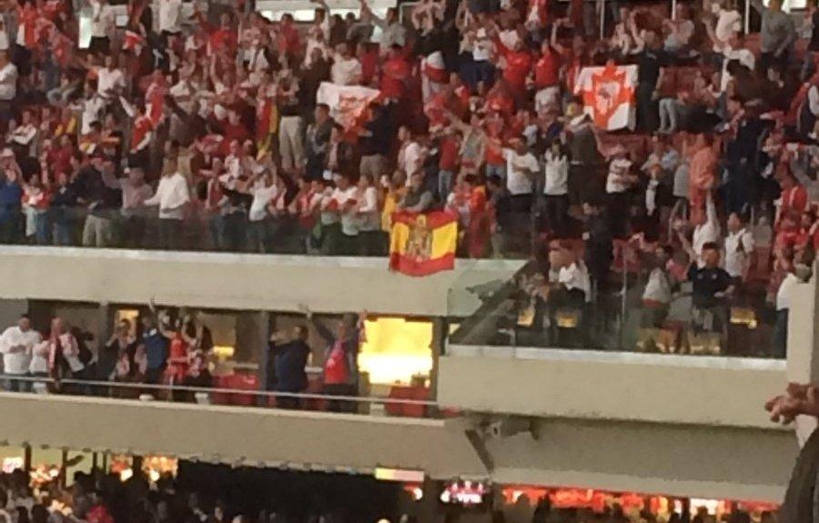Parece que no todas las banderas son per...