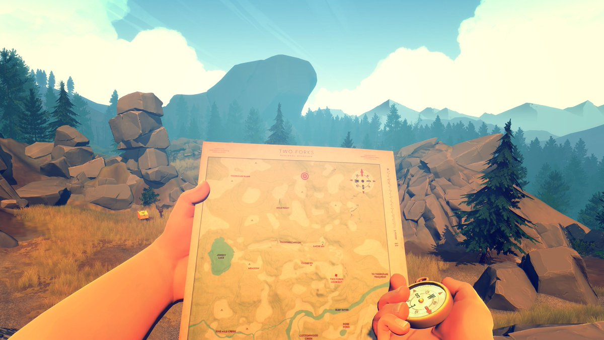 Firewatch Creator Campo Santo Acquired By Valve https://t.co/cDEVa57N6m