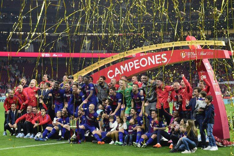 Barcelona aplasta al Sevilla y se queda con una nueva Copa del Rey https://t.co/KIHPvvFOMR
