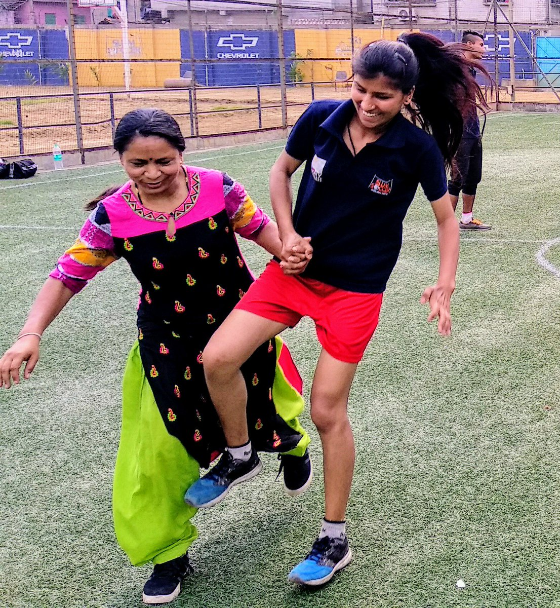 test Twitter Media - Day 3: When we play together, we break so many barriers. #Youth #GameChangers #Kolkata #SDGs #support @SPNSportsIndia #EkIndiaHappywala https://t.co/GQ25m1lzp0