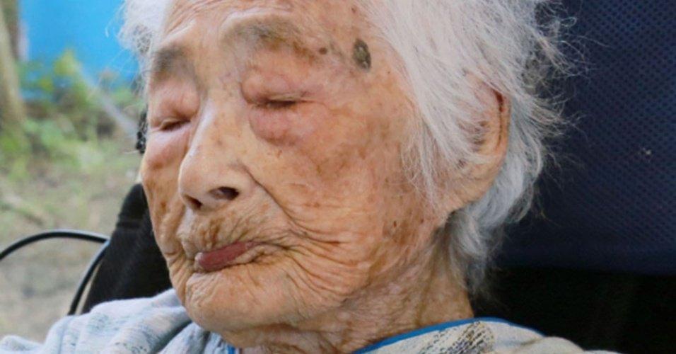 Japonesa Nabi Tajima | Morre aos 117 anos a pessoa considerada mais velha do mundo https://t.co/ZebQlshati