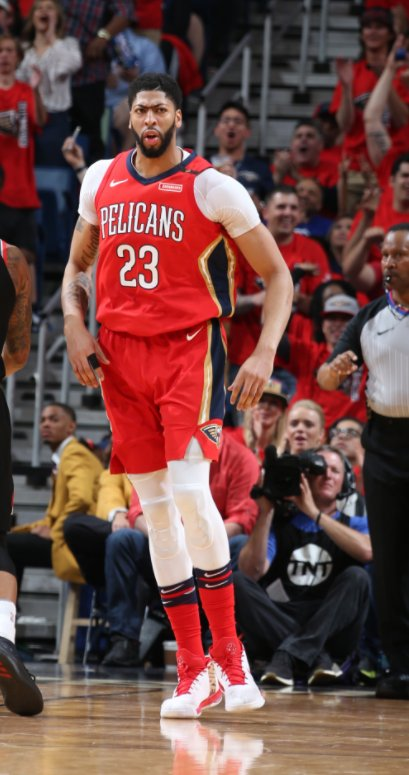 #DOITBIGGER  The @PelicansNBA win the series 4-0 and advance to the second round with a 131-123 victory over @trailblazers!  NOP takes it behind huge performances from Anthony Davis (47 PTS, 11 REB, 3 BLK) and Jrue Holiday (41 PTS, 8 AST)!   Rajon Rondo: 16 AST  #NBAPlayoffs