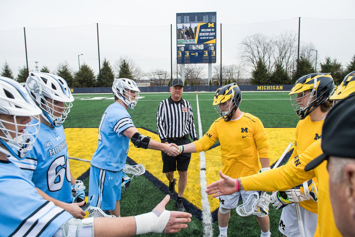 #GoBlue Latest News Trends Updates Images - UMichLacrosse