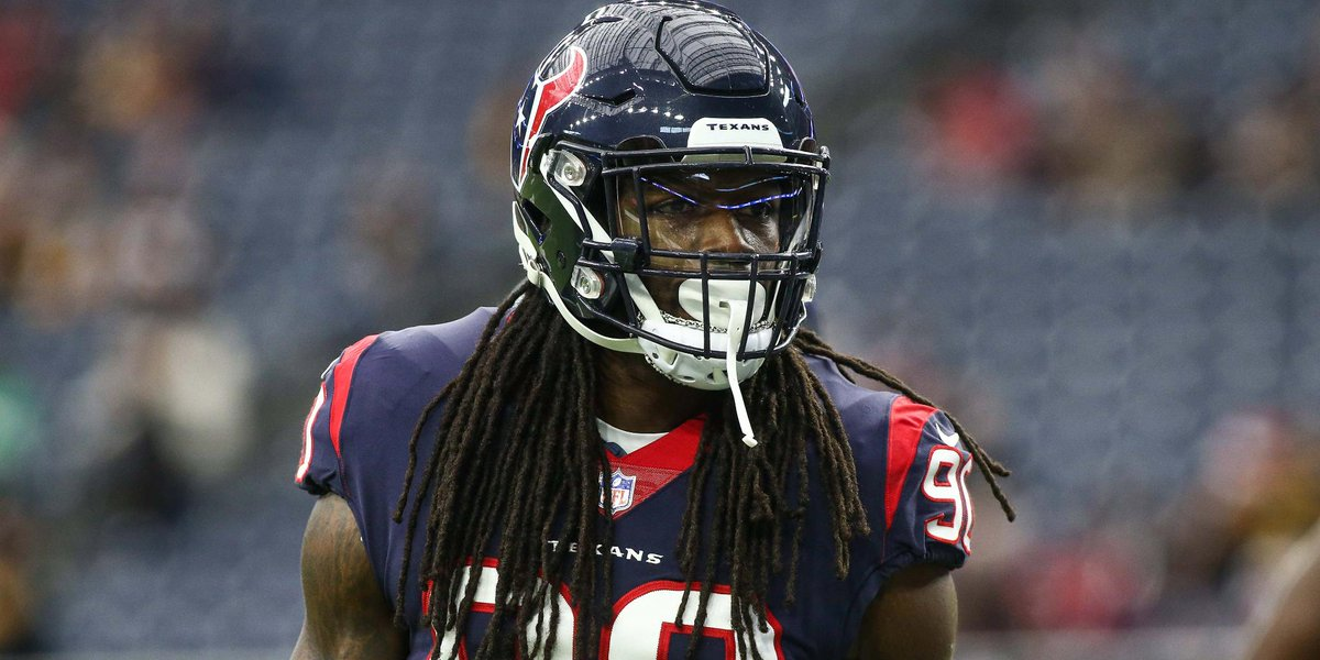 He's entering the final year of his rookie deal. When will @clownejd get a new contract? on.nfl.com/oQHSRy