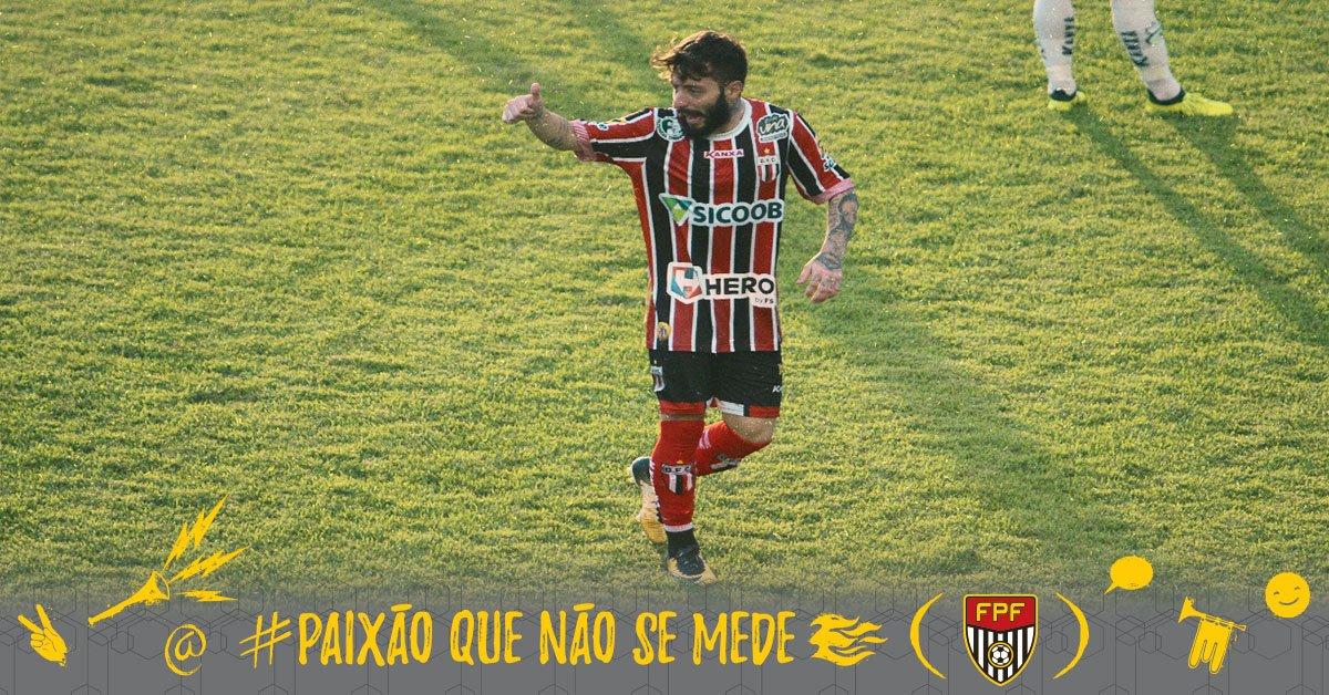.@BotafogoSP vence Luverdense, mantém invencibilidade e lidera Grupo B na #SérieC - https://t.co/VFv14iYIqK #PaixãoQueNãoSeMede #EsseÉoMeuJogo #FPF #FutebolPaulista 📷Raul Ramos/Agência Botafogo