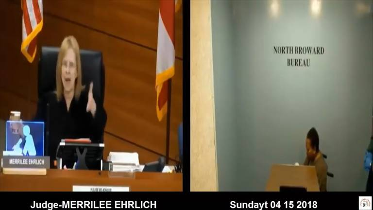 Watch this judge brutally berate a woman in a wheelchair. The woman died. The judge has quit. https://t.co/hQM8U1k46d