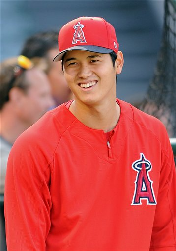 Shohei Ohtani watch: He'll throw a bullpen session to determine whether his blister has healed @berniewilson https://t.co/MtpLL9ayUB