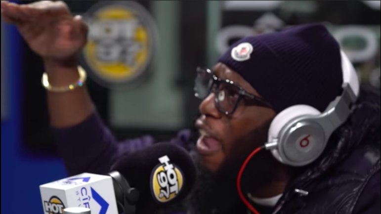 Freeway's new freestyle shows he is 100% back & at peak powers (Video) ow.ly/gAOb30jC69K