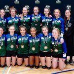 Image for the Tweet beginning: Congrats to the 14U Girls
