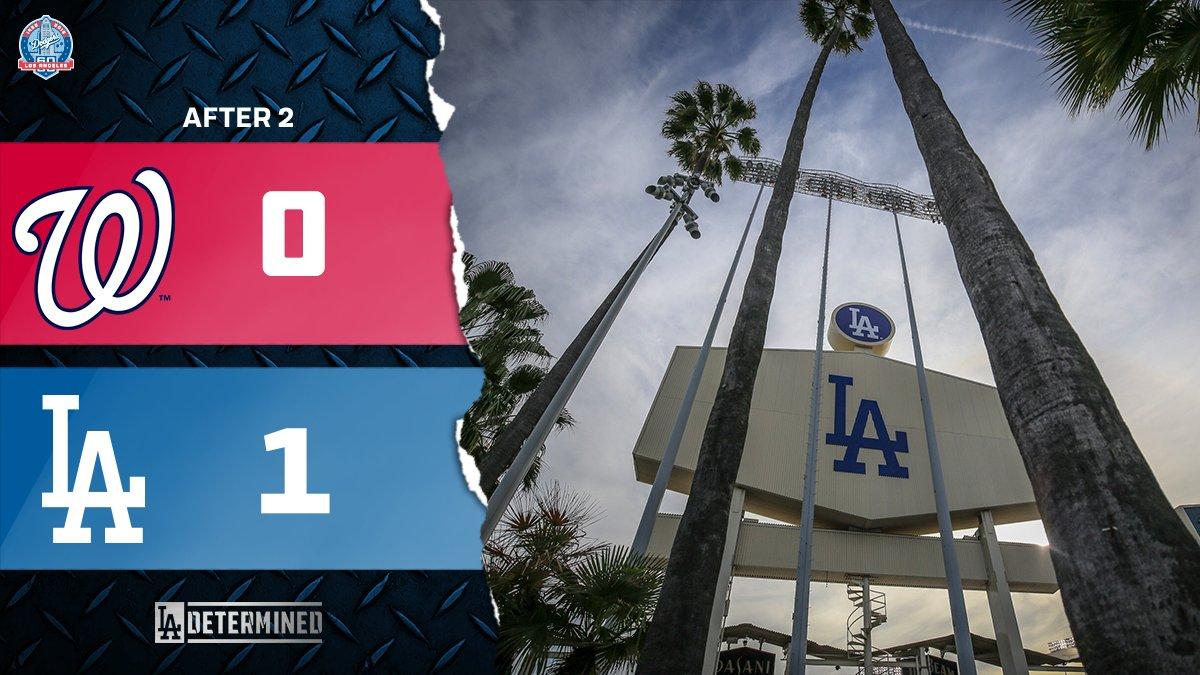 Good start! #Dodgers https://t.co/XHWW3W8Npr