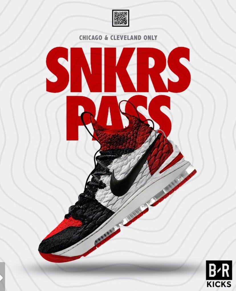 #chicago #lebronwatch #jordan #nike #sneakernews #sneakerauthenticators  #sneakerheadpic.twitter.com/DRLzBRIdQn