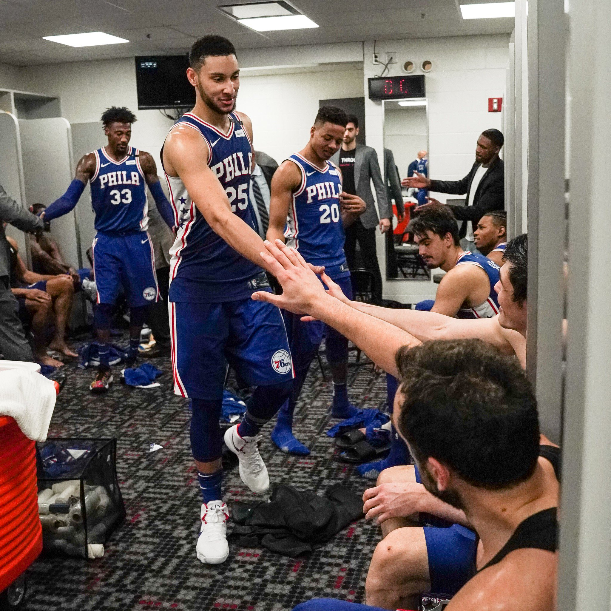 Together on three...  1... 2... 3...  �� https://t.co/hmbBOrrxOP  | #HereTheyCome https://t.co/S8xJ3vdIyy