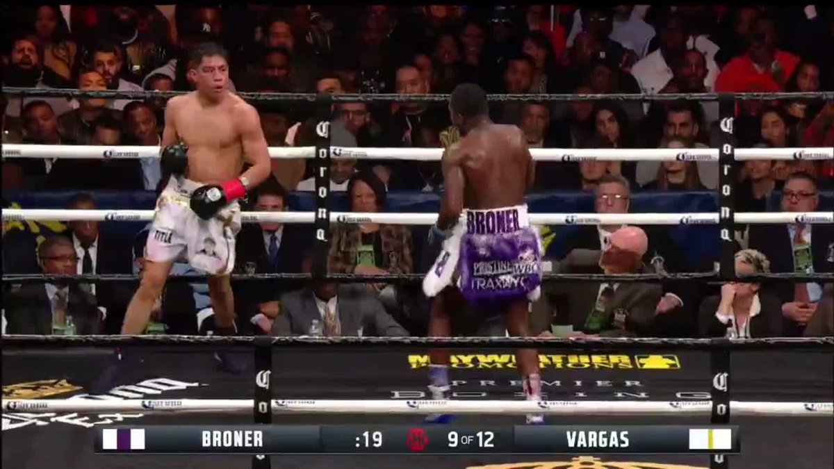 SHOWTIME Boxing's photo on #BronerVargas