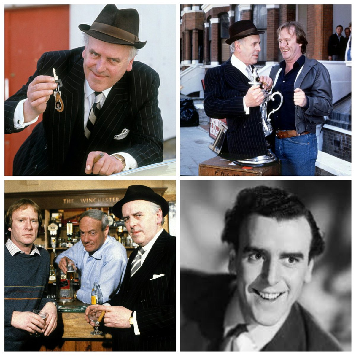 Remembering the late Actor, George Cole,...