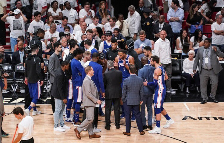 TEAM W #HereTheyCome #PhilaUnite