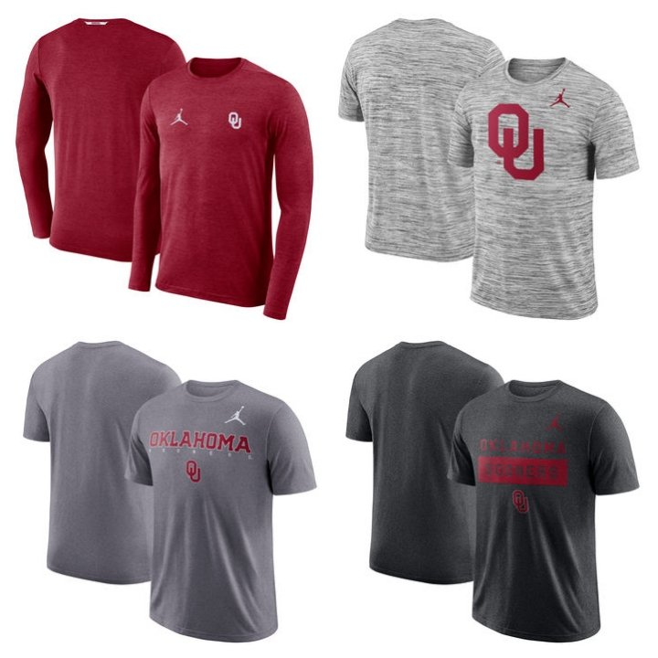 bb4dc06194bd Jumpman23 gear is here! ACT NOW before inventory is gone! FREE shipping at  the official Sooner Sports Shop now through Sunday!