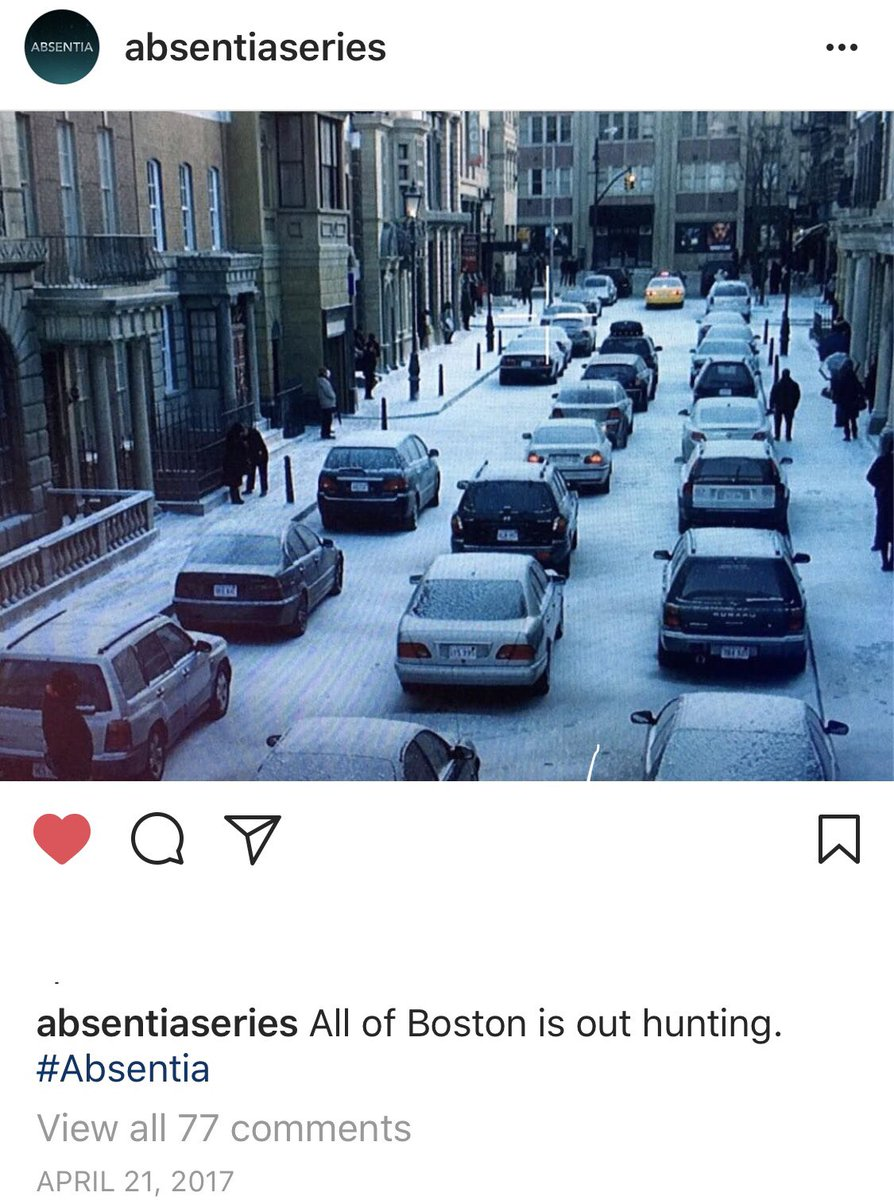 1 year ago today @AbsentiaSeries  posted these still from #Absentia and the theories were many. Who are they looking for? The serial killer? Emily? Flynn?  Who was this man? Dad? Friend? Foe? The mystery was just beginning  @Stana_Katic @PrimeVideo<br>http://pic.twitter.com/7Ga3oWQoyj