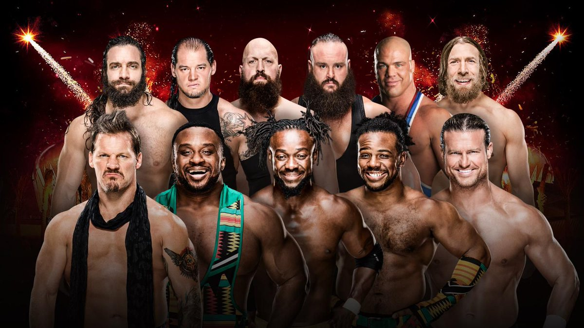 Cageside Seats On Twitter Wwe Greatest Royal Rumble Match Card Rumors Https T Co Rlpy4mppxu