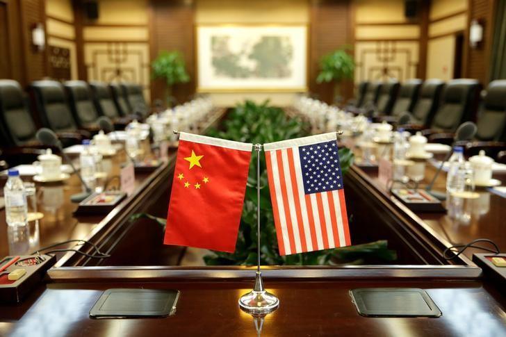 China welcomes U.S. to visit China to discuss trade https://t.co/rIXPkmJKF8 https://t.co/YXS6W76mrW