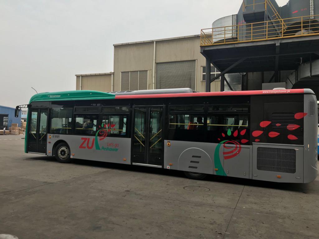 Pehawar BRT