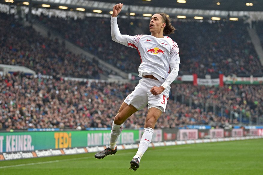 RB Leipzig star Yussuf Poulsen admits he's a Liverpool fan and 'dreams of Premier League move' https://t.co/TYTpaebgeB
