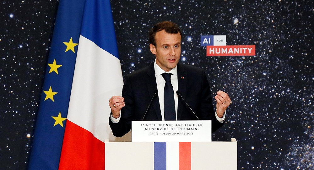 Fact-checking the French: Are #Russia's #Douma attack statements 'contradictory'? (Op-ed) https://t.co/dIQJWLHu8w