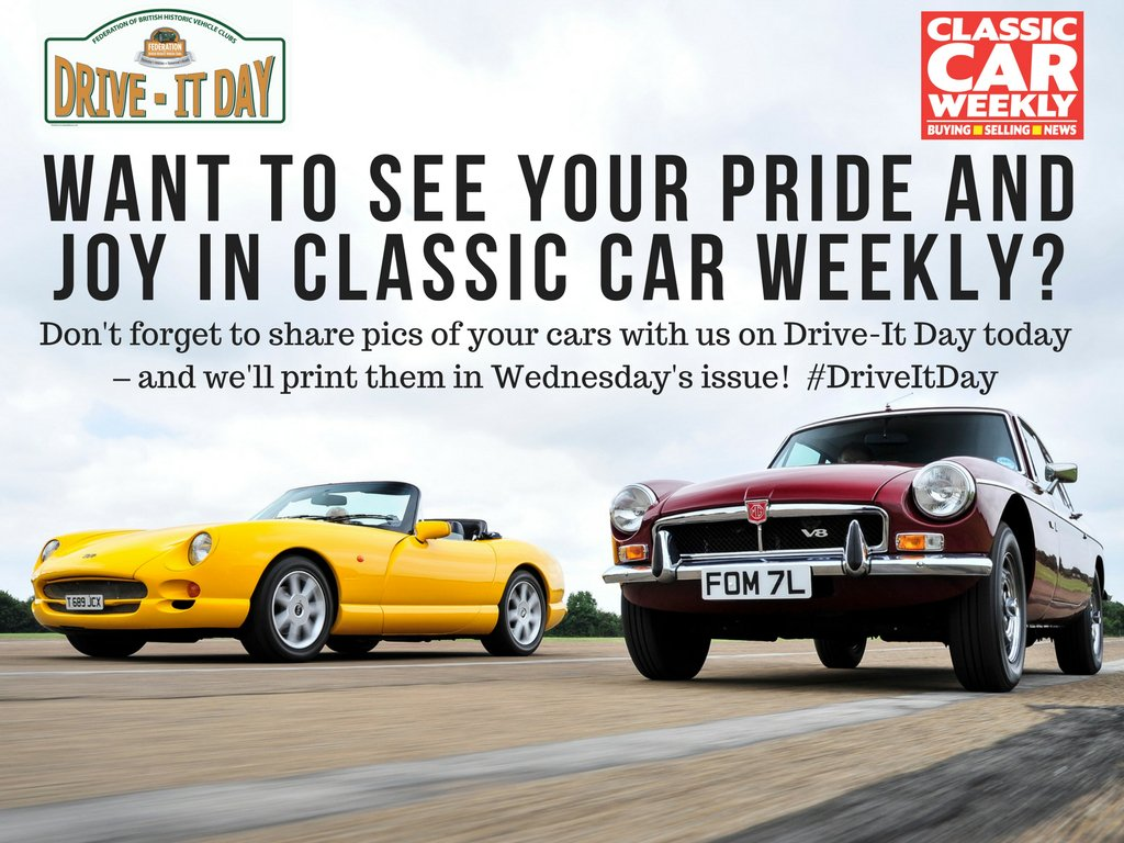 Classic Car Weekly on Twitter: \