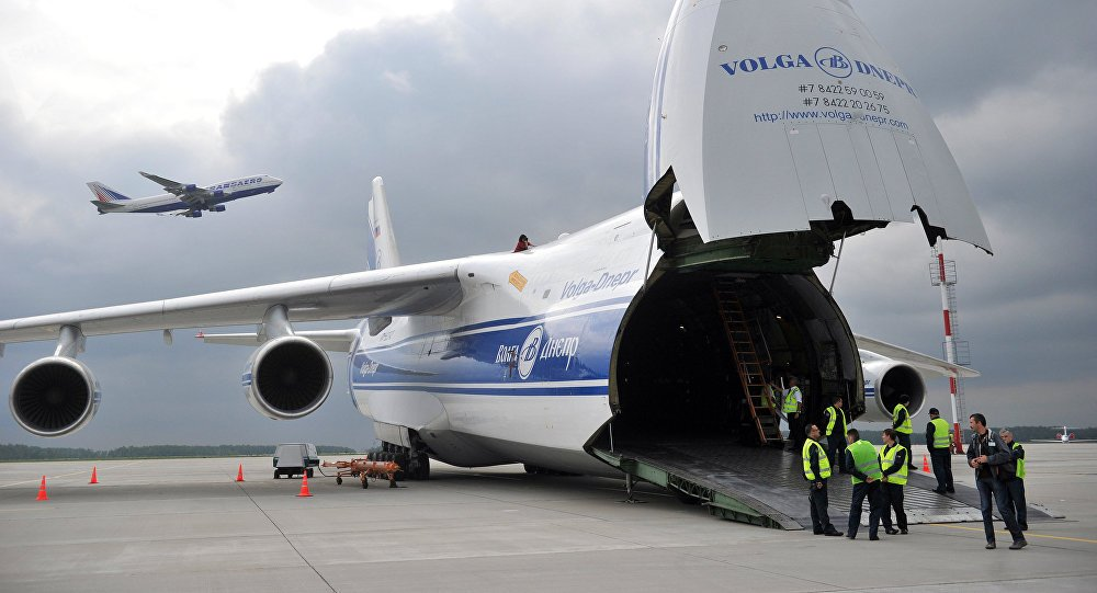 .@NATO robs itself of airlift capacity with loss of #Russia's An-124 jets – Czech MP https://t.co/EKN36ld3Lu