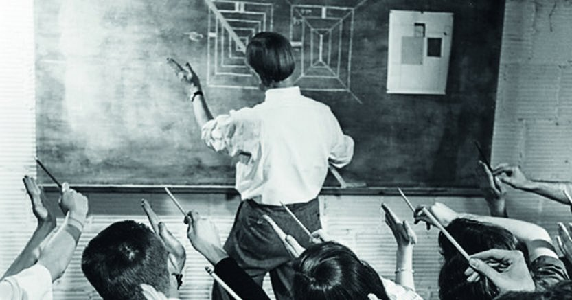 Vita quotidiana degli insegnanti contro...