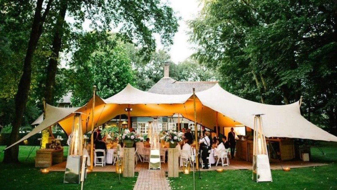 I apologise for this blatant Tweet but I've run out of options. Next month on what would have been Gemma's birthday I'm having a party to remember her and scatter her ashes. Am trying to find a stretch tent like this but am running out of time and money. Can anyone help?