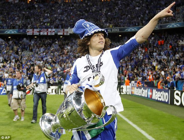 Happy birthday to @ChelseaFC&#39;s David Luiz who turns 31 today. #CFC #Chelsea <br>http://pic.twitter.com/T0HoDtSvH3
