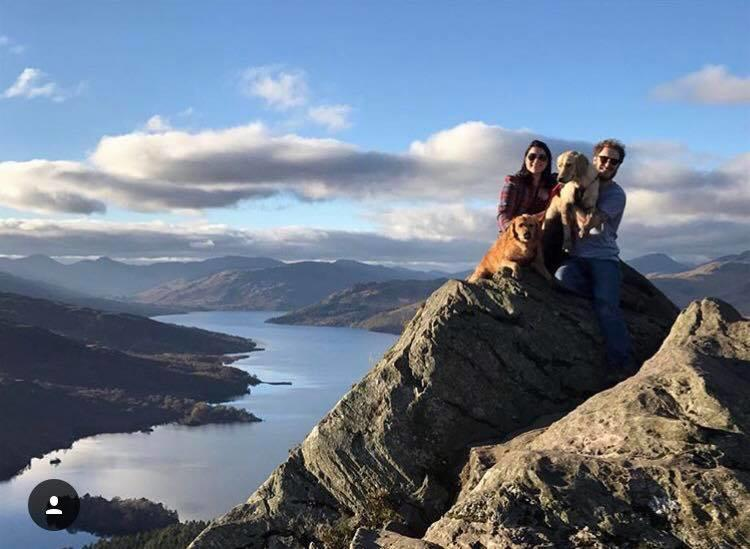 Now that is what we call a top #holiday snap!  Have YOU got one in #Scotland? Ben A&#39;an, @lomondtrossachs FB/Sarah Darby<br>http://pic.twitter.com/iDQxhsvlJX