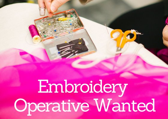 test Twitter Media - We are looking for a hardworking person to operate multi head embroidery machines, with a willingness to learn new skills and work within a small, friendly team to achieve the department's strict deadlines. Think you have what it takes? Apply here>>https://t.co/yqjLKi114e https://t.co/CyGmL3VbK5