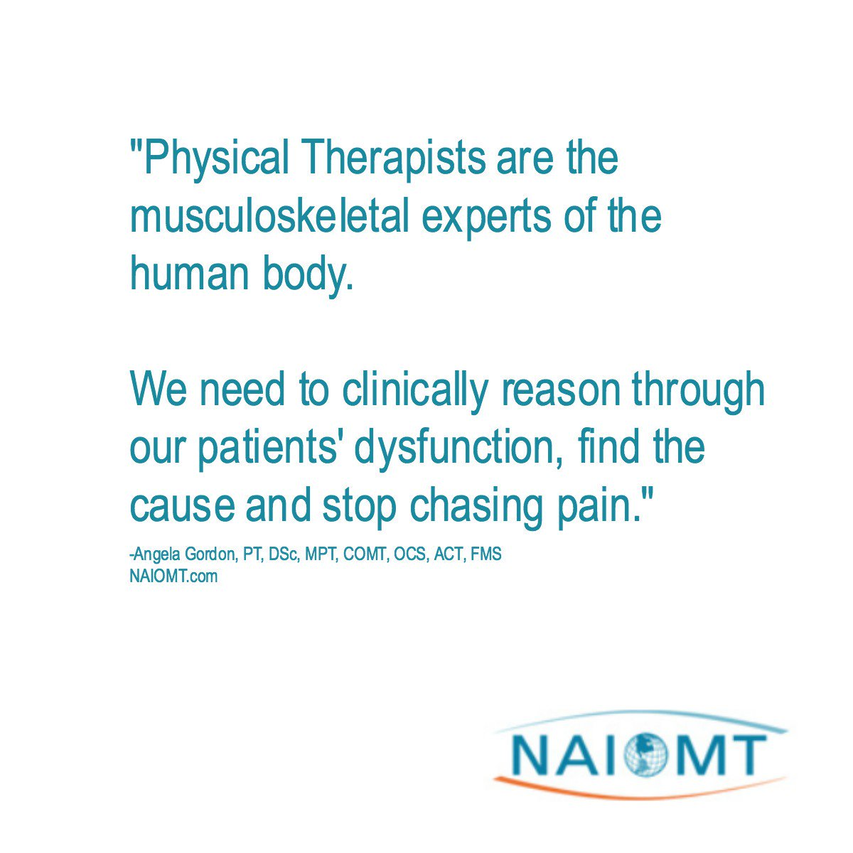 manual therapy courses