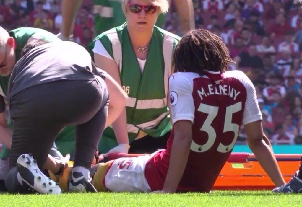 Wenger oo ka dayriyay dhaawaca Mohamed Elneny (Muxuu ka yiri?)