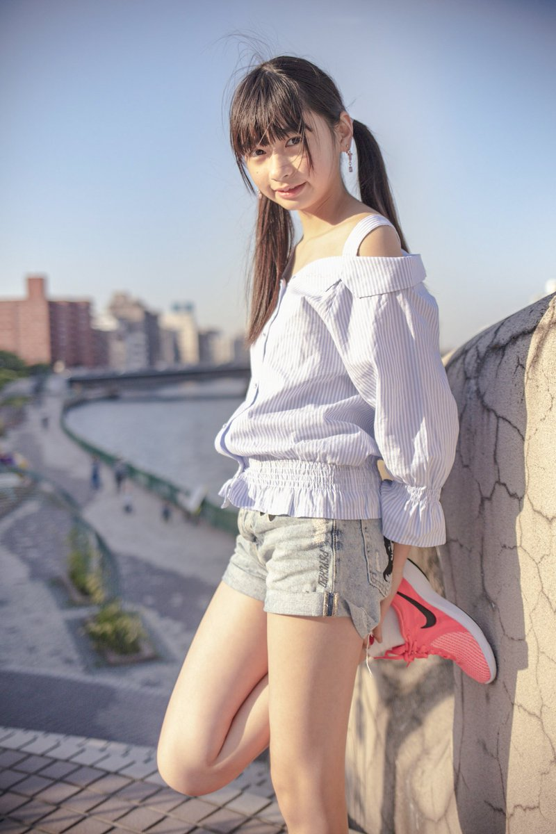 [OUTN-0078] Riri Yamanashi 月見里愛莉 2 – 渋谷区立原宿ファッション女学院 番外編 Jr.アイドル Tバック