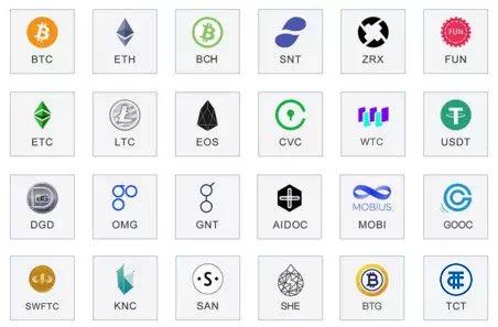 SWFT Blockchain now has 24 #tokens/#coins listed.  Stay tuned, more partnership news incoming   #swftc #airdrop #btc #eth #bch #snt #zrx #fun #usdt #xrp #wtc #cvc #eos #ltc #etc #dgd #omg #gnt #mobi #aidoc #she #gooc #knc #san #btg<br>http://pic.twitter.com/zwHhKTmMFI