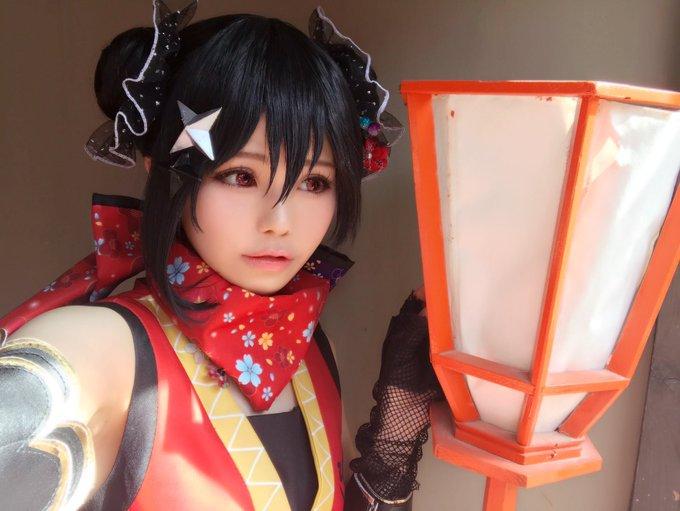 コスプレイヤー姫美那のTwitter画像86