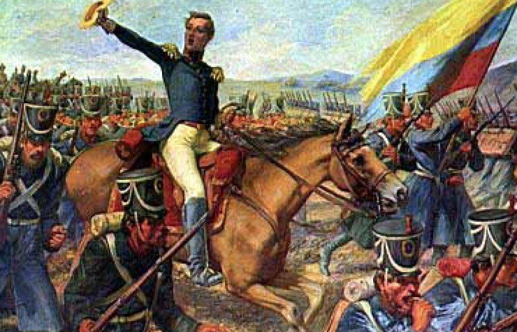 Si tienes pruritos cuando se habla de Intervención Humanitaria, recuerda: Simón Bolívar intervino en la independencia de 5 naciones. Dirigió con El Mariscal de Sucre batallas de Ayacucho y Pichincha. Venezuela surtió de combustible los tanqueros de EEUU que derrotaron a Hitler.