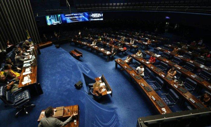 Suplentes podem dominar um quarto do Senado em 2019 https://t.co/Hf6Cj4dBLe