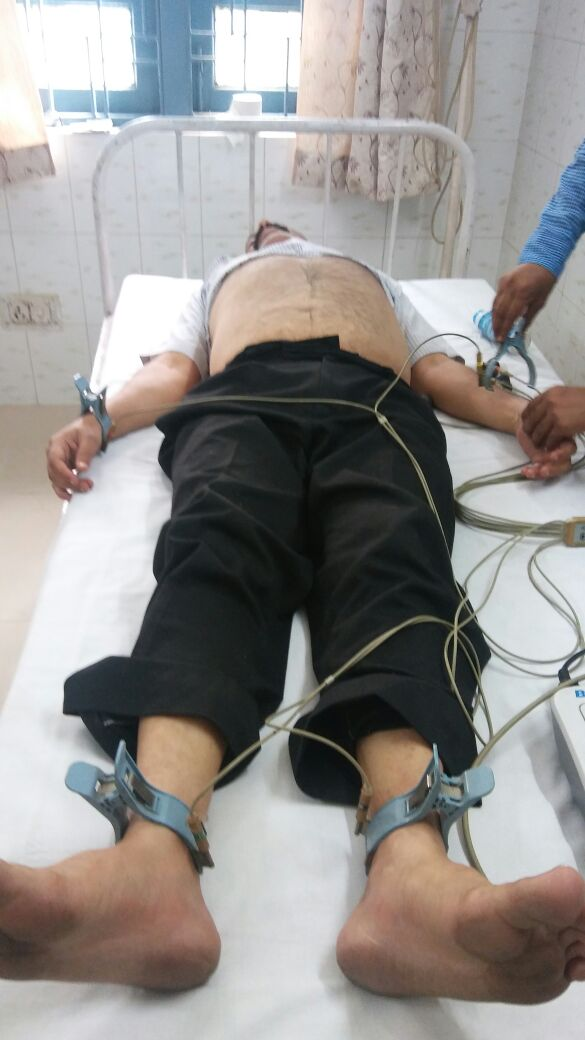 @RadhamohanBJP H'ble Minister, d Secretary, CJSC, ICAR is on hunger Strike since 16th April, 2018 against the discrimination by ICAR HQs and non implementation of Cabinet decision including 7 points demands. Pl.look into the matter.H'ble PM @Narendramodi ji