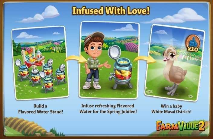 test Twitter Media - Earn a baby White Masai Ostrich by helping Percy make Flavored Water 🥤🥤🥤 on #FarmVille2OnWeb. 👉https://t.co/VjtcmS5yWh https://t.co/SZYmrp0ccC