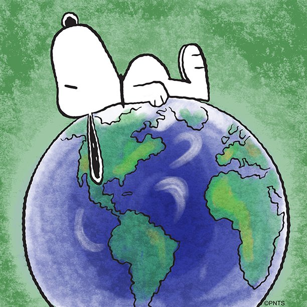 Take care of our planet. #EarthDay