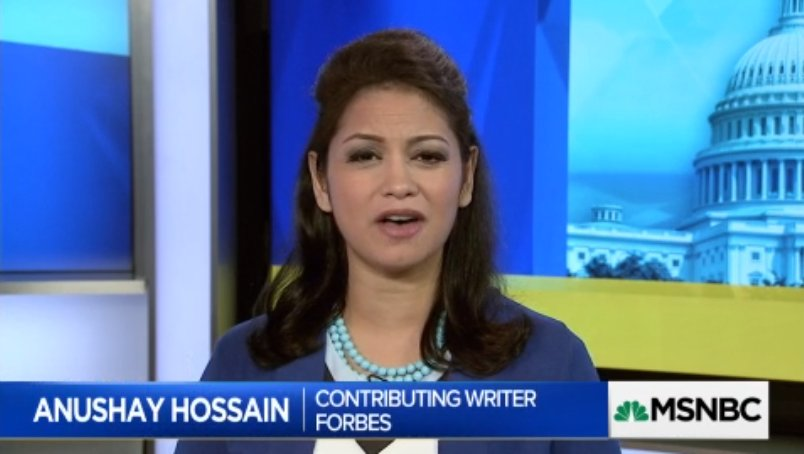.@AnushayHossain: If this secret sealed indictment really does exist one thing is clear -- we don't need to worry about #Mueller. Even if he is fired, this investigation is going to go on #AMJoy<br>http://pic.twitter.com/PIAurKfhDU