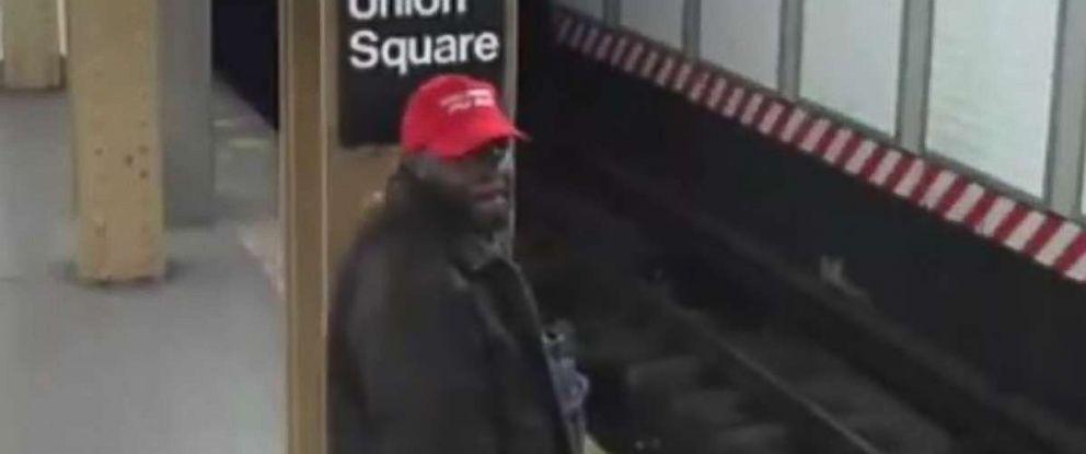 Man wearing 'MAGA' hat, Trump shirt attacks Hispanic subway rider in New York. https://t.co/Vx0HLY9KPU https://t.co/gCafb0KGzt